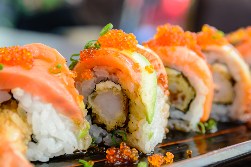 Here's how to know if your sushi is actually fresh