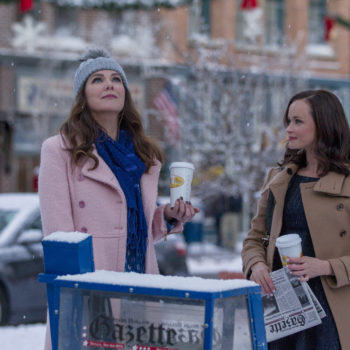 "Fire up the coffee maker — Lauren Graham has a great idea for a one-off ""Gilmore Girls"" movie"