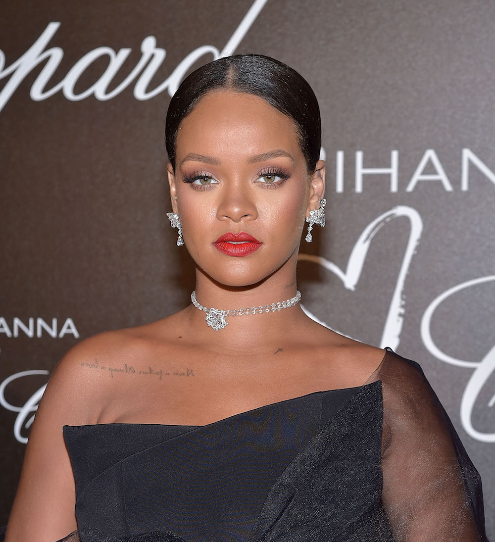 Rihanna's ultra-glam jewelry collab with Chopard launches today, but it costs more than your rent