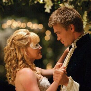 "Chad Michael Murray just brought back his character from ""A Cinderella Story,"" because fairy tales are real"