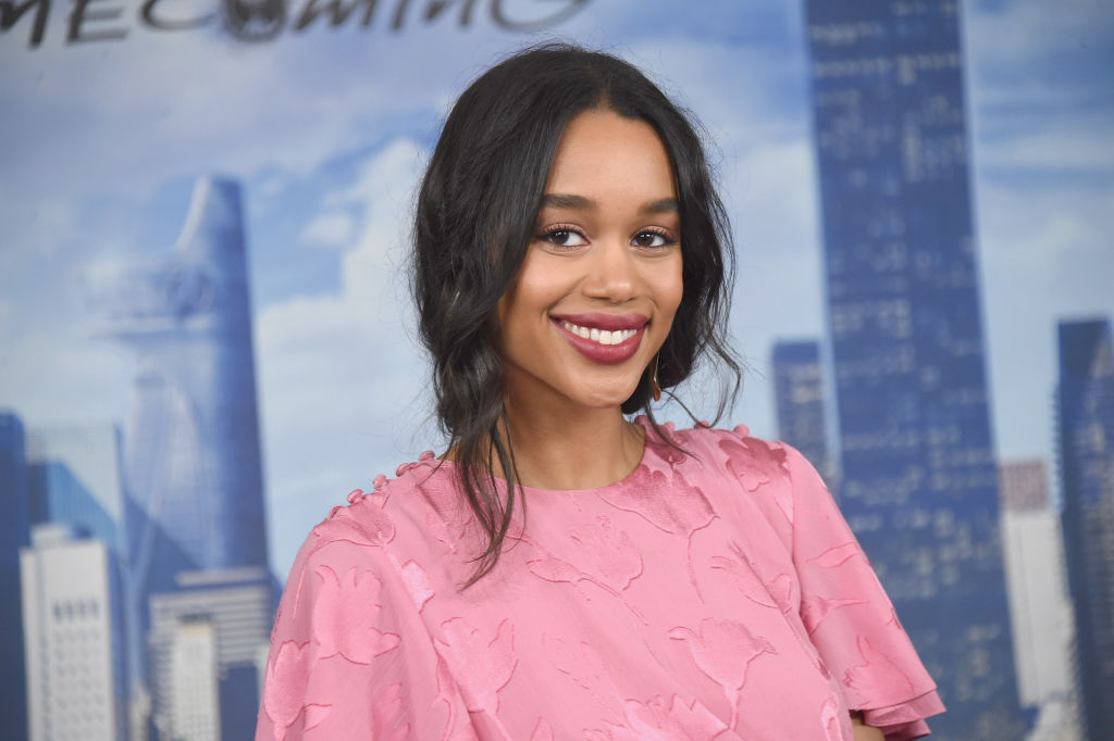 "Laura Harrier explains why Peter Parker's love interest, Liz, is *not* a damsel in distress in ""Spider-Man: Homecoming"""