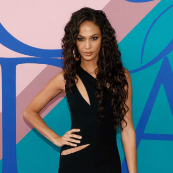 Supermodel Joan Smalls is collaborating with *this* affordable brand on a new lingerie line