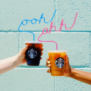 If you're a tea lover, you're going to want to travel to Starbucks' new store in Japan, ASAP