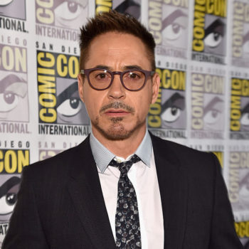 """Robert Downey Jr. was trying to retire after the first """"Iron Man,"""" so yeah, that's working out well for him"""