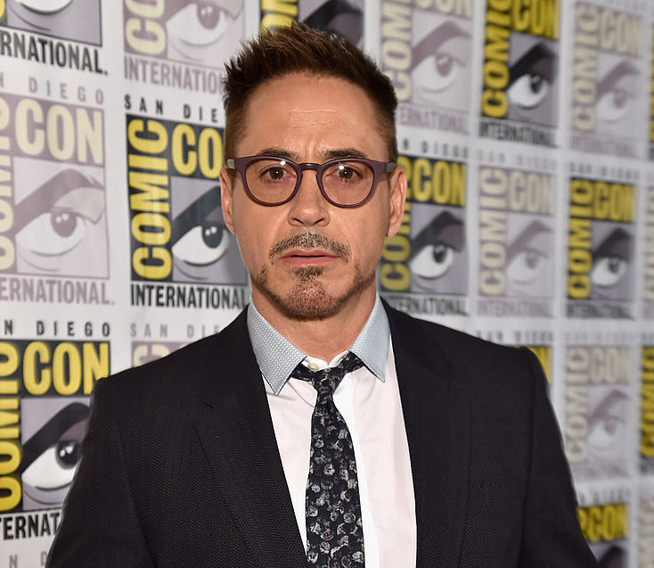 "Robert Downey Jr. was trying to retire after the first ""Iron Man,"" so yeah, that's working out well for him"