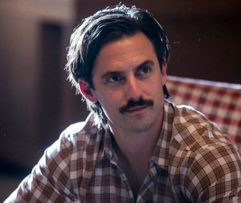 Milo Ventimiglia has a lot of thoughts on facial hair