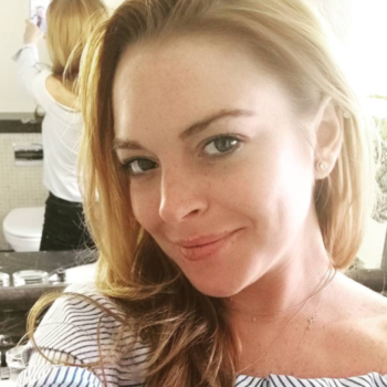 Thank the internet gods: Lindsay Lohan has become a lifestyle blogger