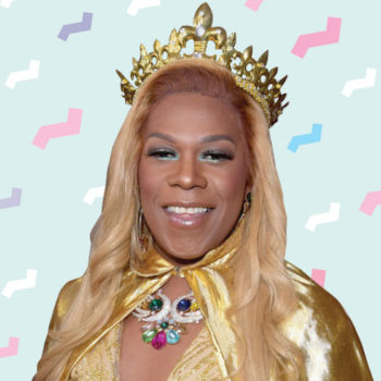 Big Freedia talks advice for young queer kids, the freedom of bounce music, and the MeUndies Pride campaign