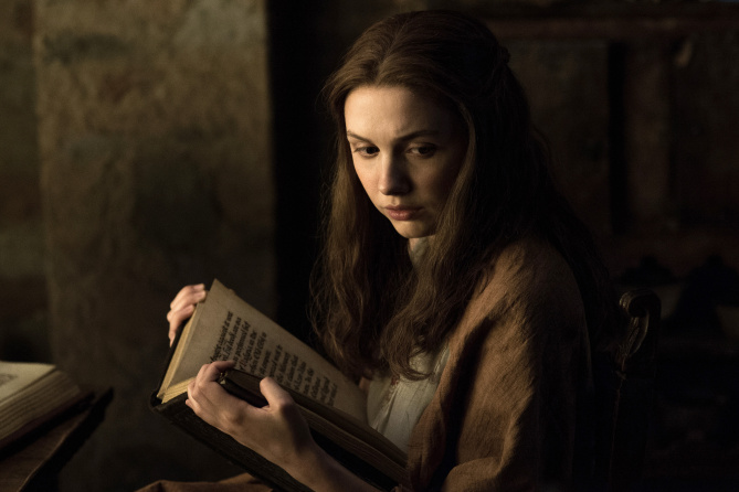 "Here's what's inside Gilly's book — you know, the book that changes everything on ""Game of Thrones"""