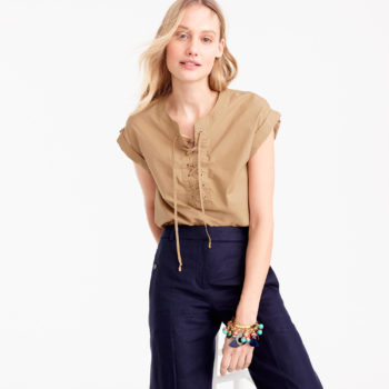 Here's the code you need to get an extra 50% off of items at J. Crew