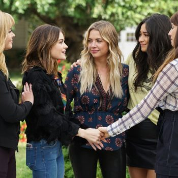 """34 things I swear really happened during the """"Pretty Little Liars"""" series finale, I kid you not"""