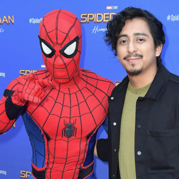 """Tony Revolori explains why he wanted to create a new Flash Thompson for the digital age in """"Spider-Man: Homecoming"""""""