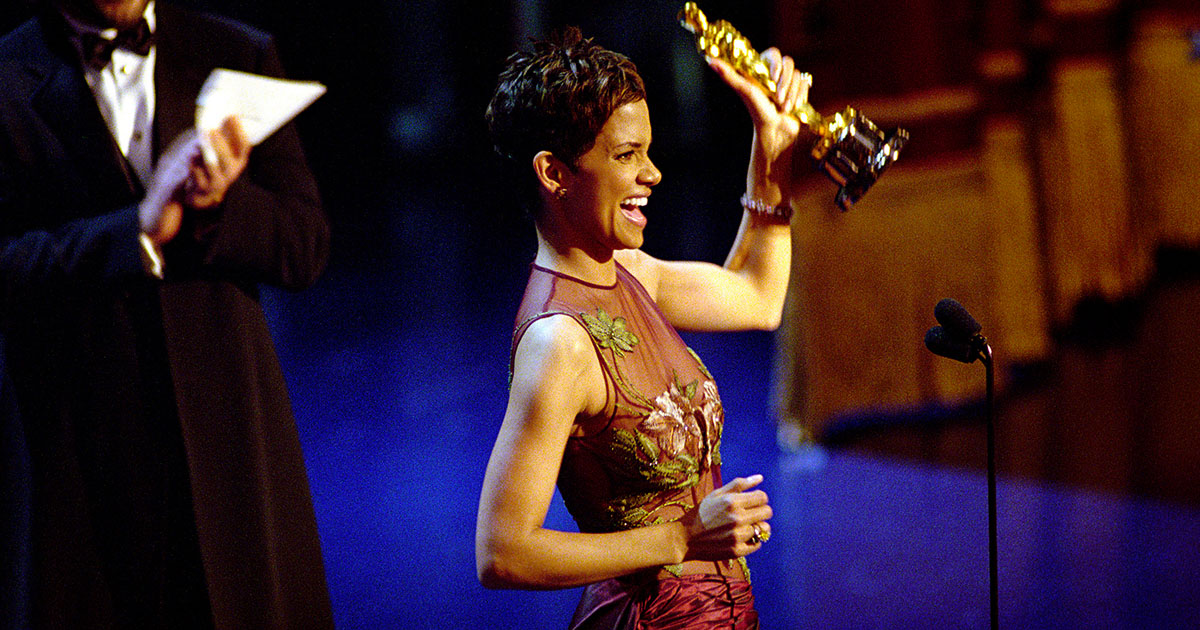 "Halle Berry admits she's ""profoundly hurt"" that her 2002 Oscar win didn't lead to a rise in diversity"