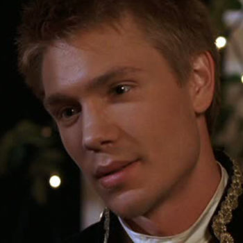 "Chad Michael Murray brought his ""A Cinderella Story"" character back to life for a really important cause"