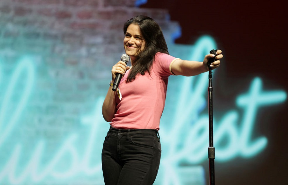 """Abbi Jacobson from """"Broad City"""" is hosting a new podcast"""