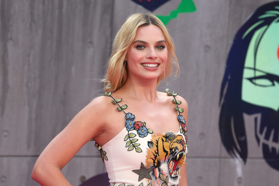 Margot Robbie has a weird — but genius — use for nipple cream