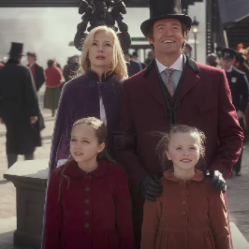 """Hugh Jackman and Michelle Williams will make your heart skip a beat in """"The Greatest Showman"""" trailer"""