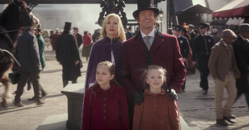 "Hugh Jackman and Michelle Williams will make your heart skip a beat in ""The Greatest Showman"" trailer"