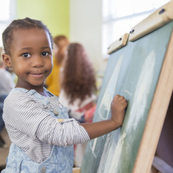 Studies show that black girls face discrimination as early as kindergarten