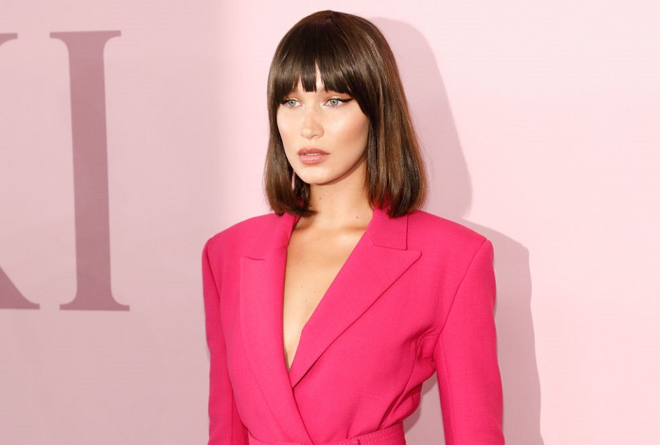 Bella Hadid opened up about the one thing that's kept her from pursuing acting