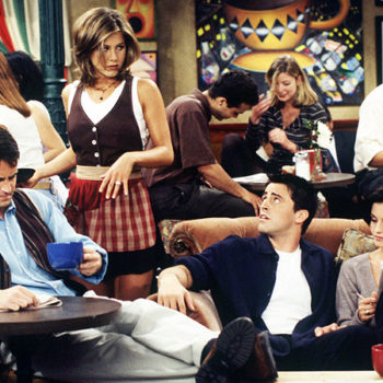 """This Twitter user figured out exactly how much coffee was consumed on """"Friends"""""""