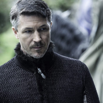 "So Littlefinger *did* recognize Arya in ""Game of Thrones"" Season 2, but just didn't blow her cover"