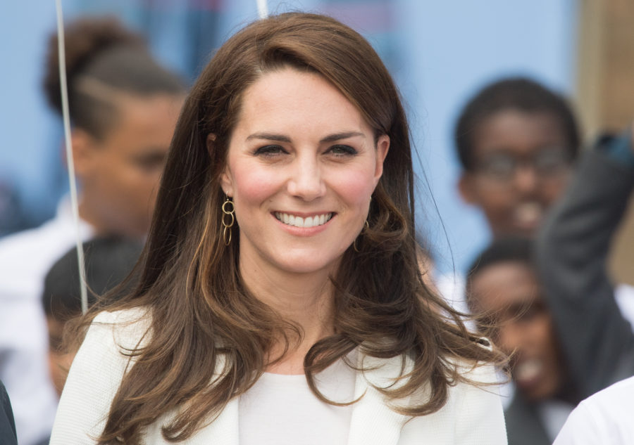 Kate Middleton wore a short mod dress, and now we need one exactly like it