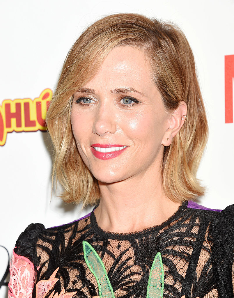 Kristen Wiig's newest cut proves she can rock the gamut of ultra short hairstyles
