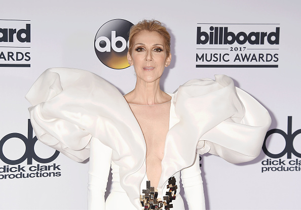 Celine Dion's pantless Paris look is the one outfit you must see today