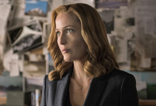 "Gillian Anderson calls out ""The X-Files"" for its lack of women behind the scenes, and rightfully so"