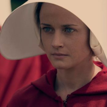 """Why it matters that Hulu added queer women to Gilead in """"The Handmaid's Tale"""""""