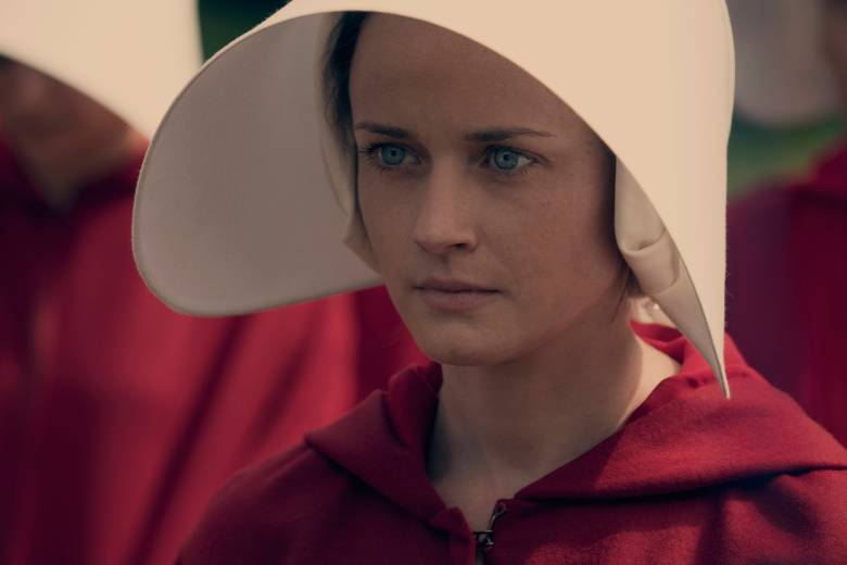 "Why it matters that Hulu added queer women to Gilead in ""The Handmaid's Tale"""