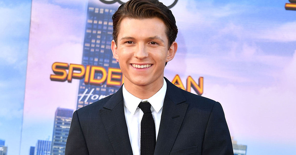 Tom Holland shared how he wore a thong under his Spider-Man costume