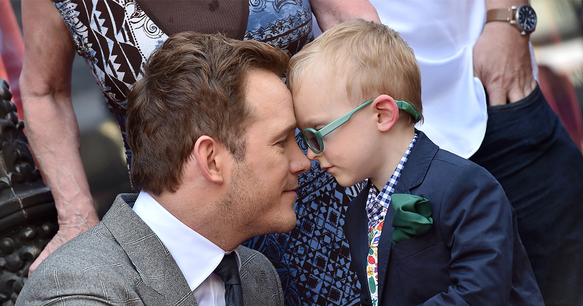 Chris Pratt shared the most adorable moment of him fishing with his son Jack, and we're melting
