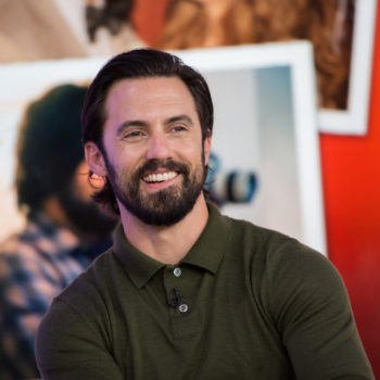 "Milo Ventimiglia opened up about his very first kiss, saying, ""I was terrified"""