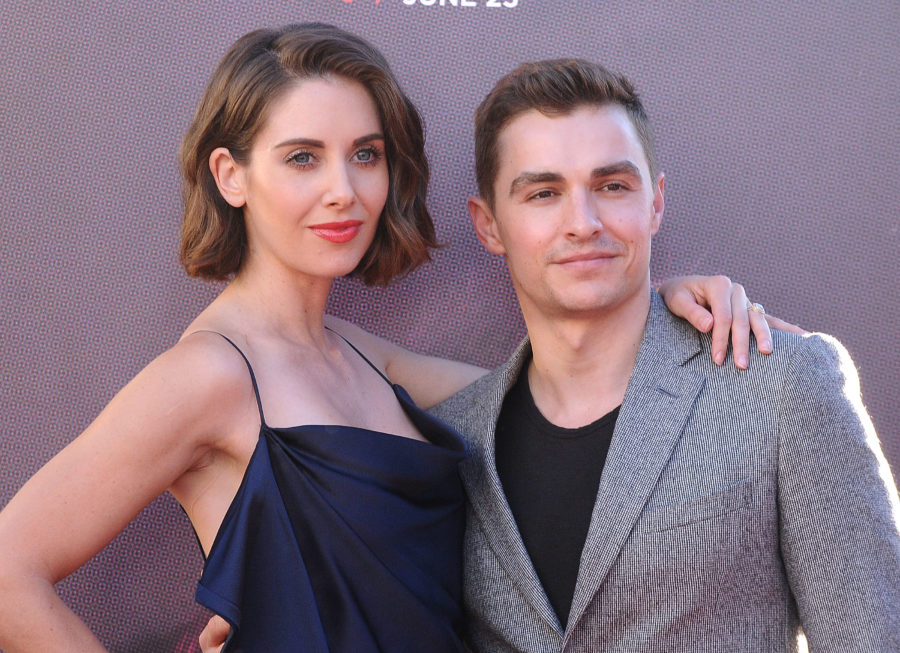 Alison Brie revealed how Dave Franco proposed