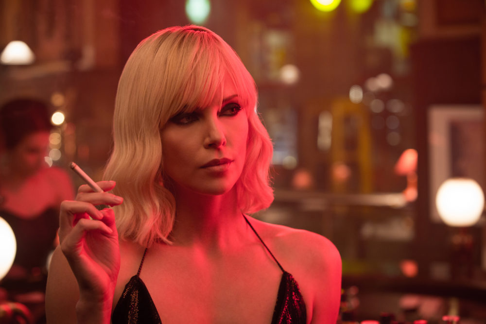 "The final trailer for Charlize Theron's ""Atomic Blonde"" is here, and it will infinitely empower you"