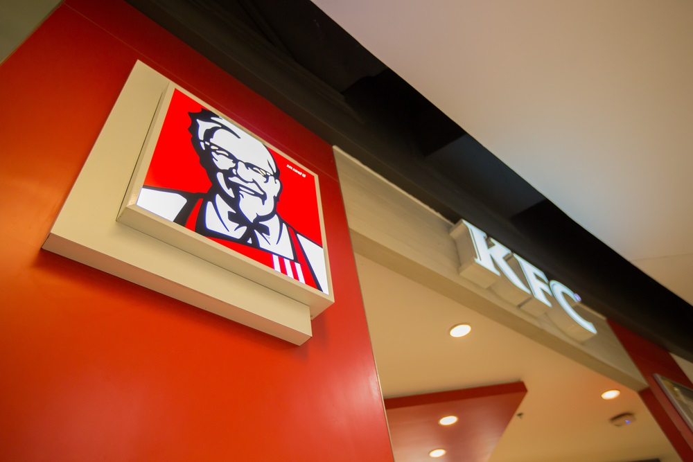 KFC finally responded to this guy who tweeted at them for a year