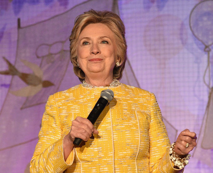 Hillary Clinton gave us our summer reading list