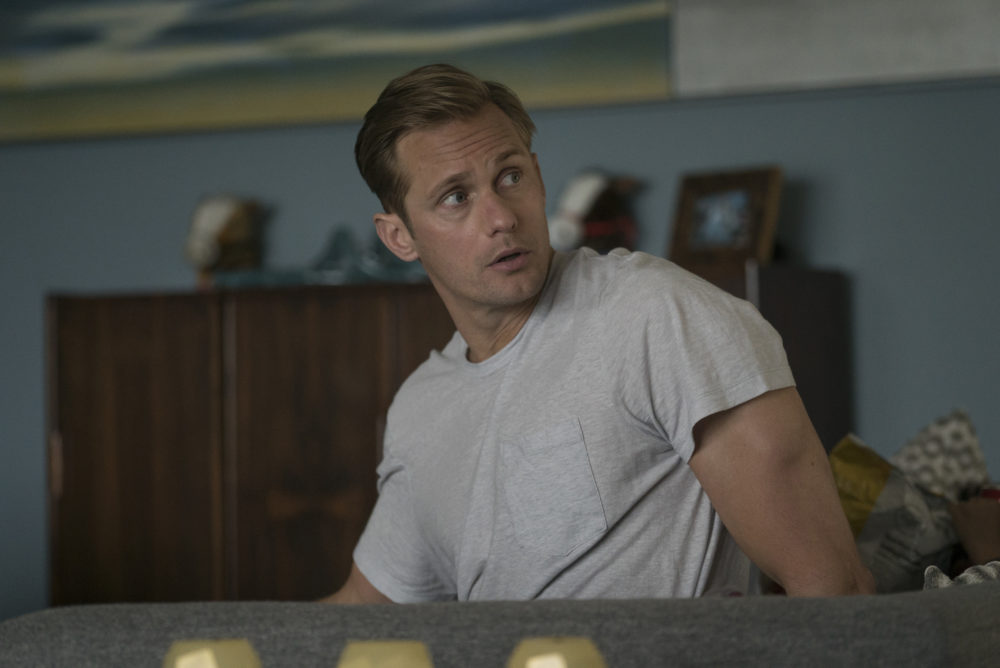 "Alexander Skarsgard has a revenge story idea for ""Big Little Lies"" Season 2"