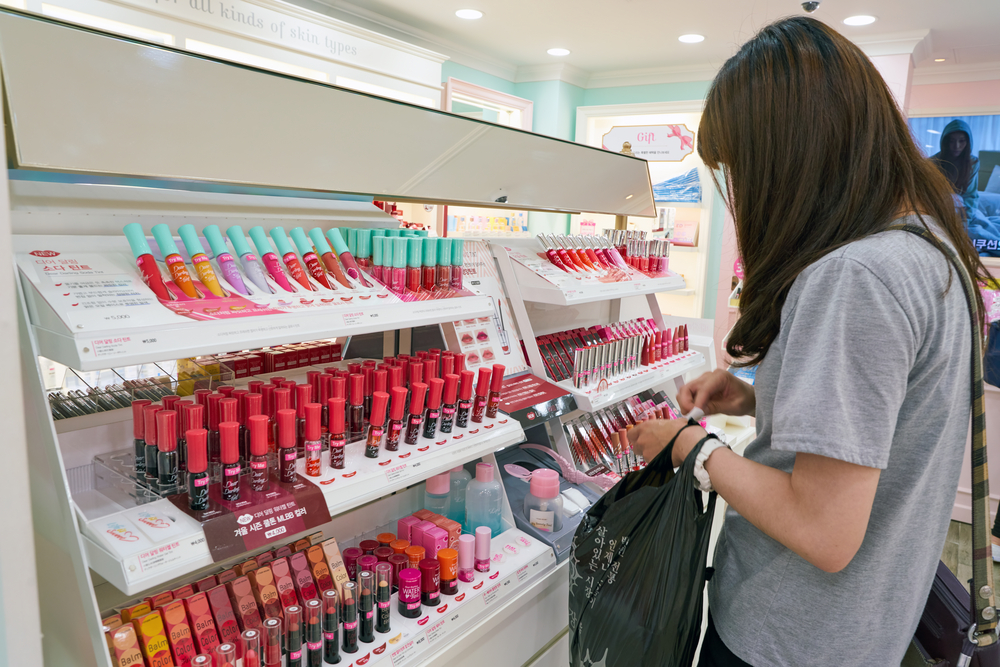 This is how much the average American spends on beauty products compared to others around the world