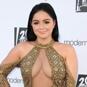 "Ariel Winter got super real about the ""meltdowns"" she used to have while shopping for bathing suits"