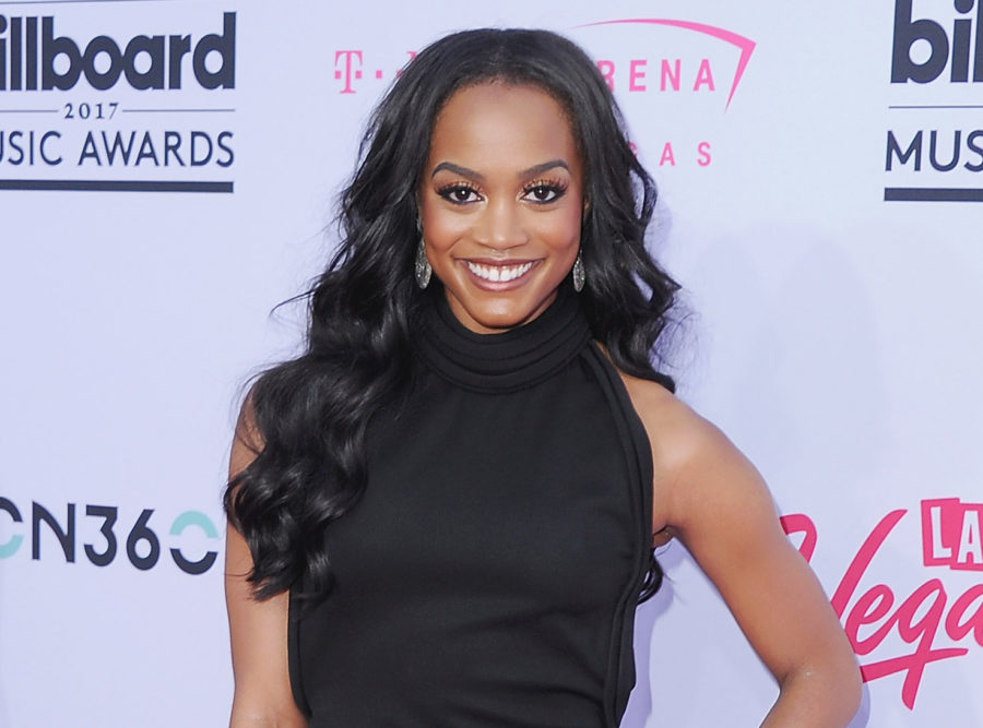 """The Bachelorette's"" Rachel Lindsay just debuted a brand new summer hairstyle"