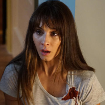 """Troian Bellisario's mom had the most honest reaction to that """"Pretty Little Liars"""" finale twist"""