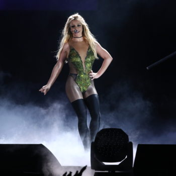 Britney Spears sang live on stage and the internet is absolutely LOSING it