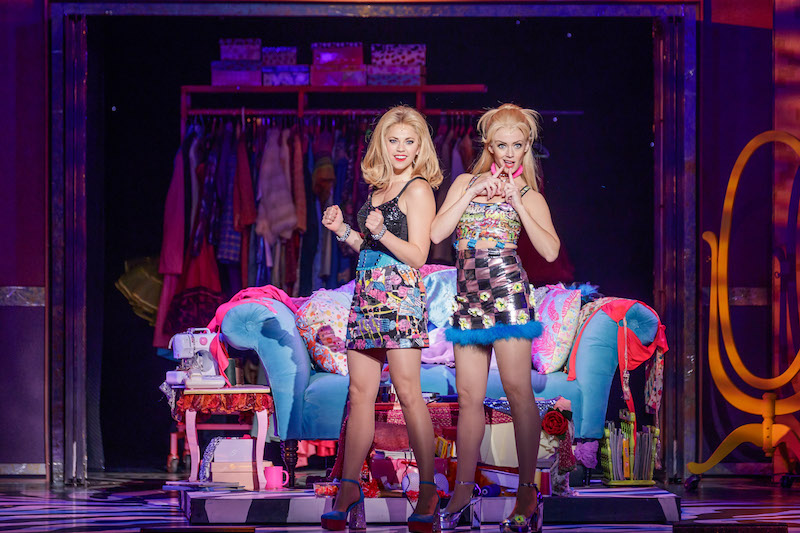"""The creator of """"Romy and Michele's High School Reunion"""" talks to us about the movie's musical adaptation"""