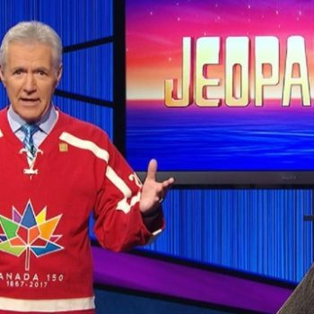 """The internet has mixed feelings about this """"Jeopardy!"""" category"""