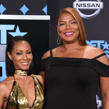 This is the advice that Jada Pinkett Smith and Queen Latifah wish they could give their 15-year-old selves