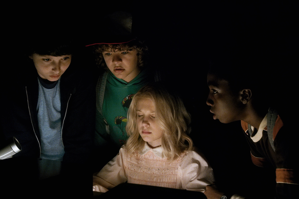 """Stranger Things"" just became the first Netflix show to hit this milestone"