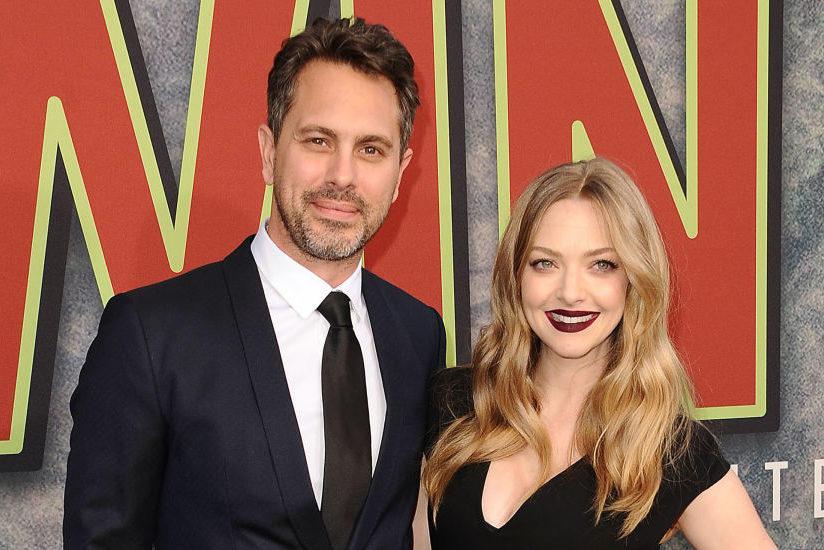 Amanda Seyfried sent the most romantic message to her husband on Instagram, and their dog made it even better